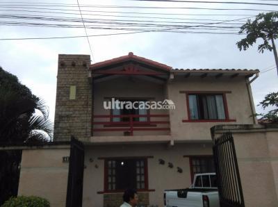 Casa en Venta en Santa Cruz de la Sierra 4to Anillo Norte vendo casa por el canal isuto