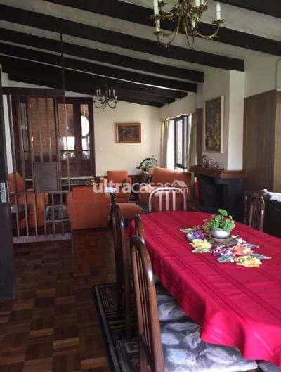 Casa en Venta en Cochabamba Aranjuez QUERU QUERU