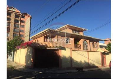 Casa en Venta en Cochabamba Mayorazgo C Edmundo Camargo