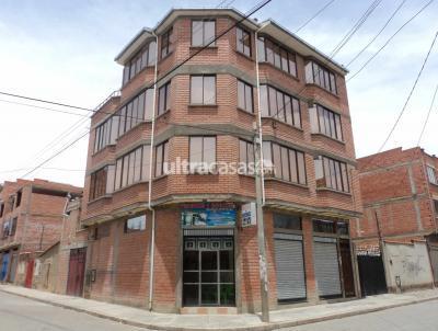 Casa en Venta en El Alto Villa Adela Cerca Colegio Calama y pollos Bolivia. (Urbanización Villa Caluyo, entre calle 6 y H, No. 5090