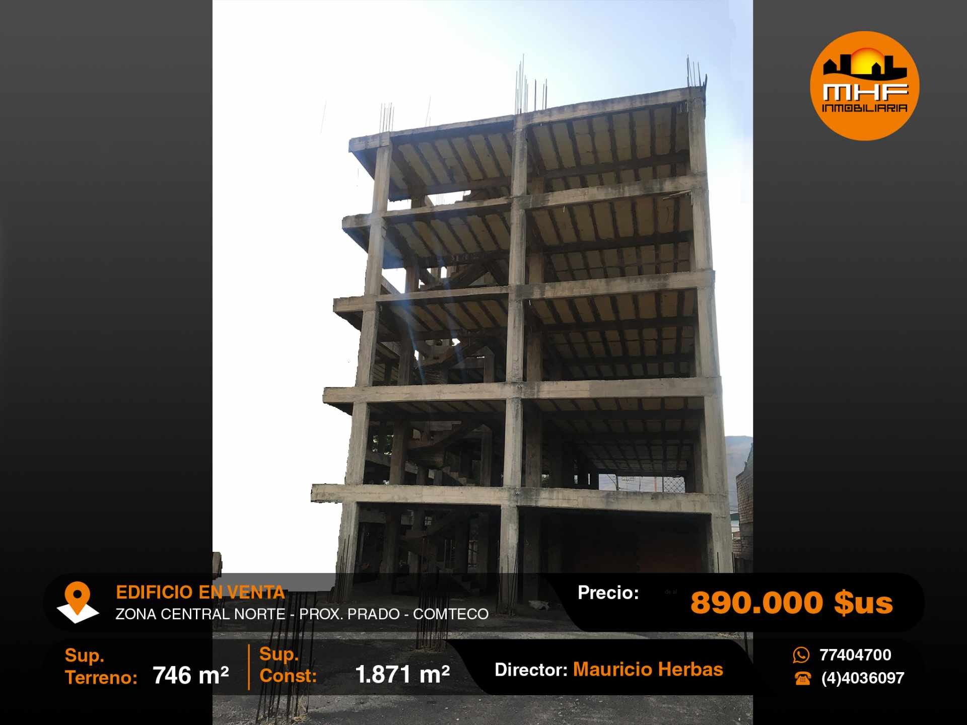 Edificio en Venta PROXIMO PRADO - COMTECO Foto 1