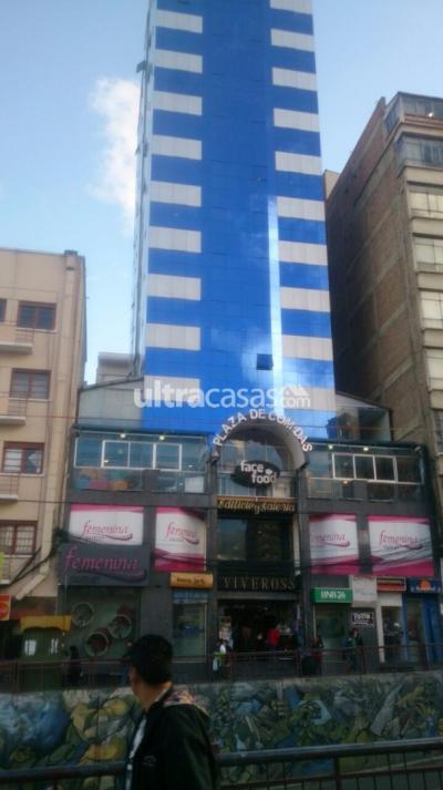 Oficina en Venta en La Paz Centro PASAJE VILLEGAS Frente a la UMSA