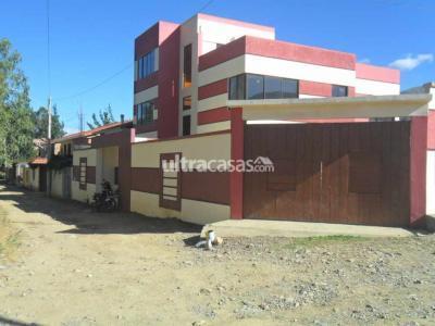 Casa en Venta en Cochabamba Sacaba  OFERTA ESPECIAL CASA  3 PLANTAS SACABA