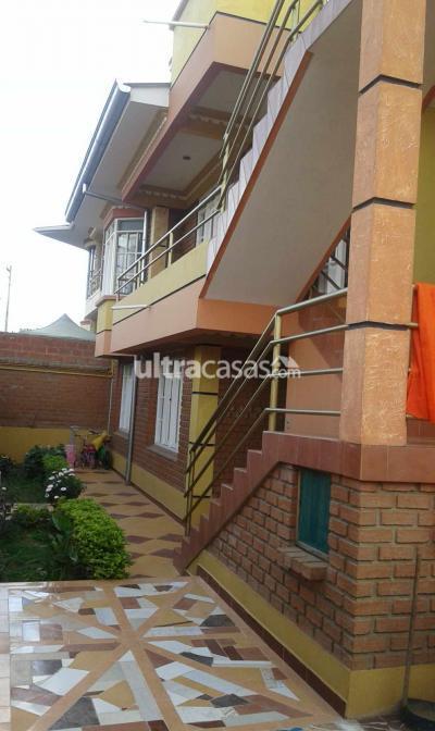 Departamento en Anticretico en Cochabamba Temporal Av. Los robles y primo castrillo