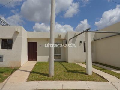 Casa en Alquiler en Santa Cruz de la Sierra Carretera Norte $us 400 CASA EN ALQUILER COND. SEVILLA PINATAR