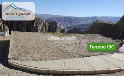 Terreno en Venta en La Paz Achumani Achumani, barrio Pamir Pampa, calle Robles, Urb.Monte Aquarium