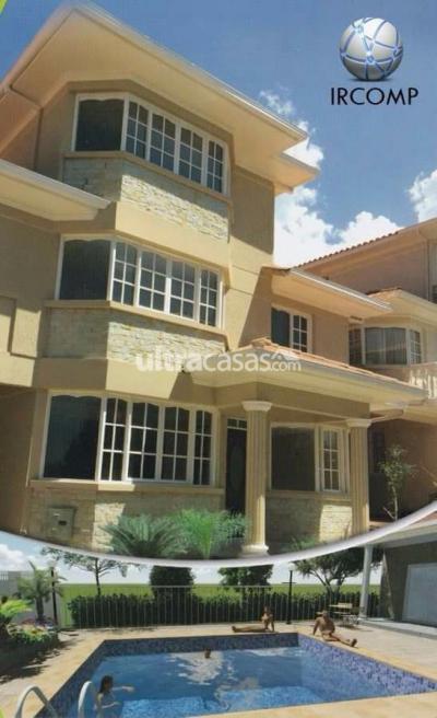 Casa en Venta en Cochabamba Tiquipaya Cochabamba tiquipaya avenida ecologica esquina avenida chilimarca 3 cuadras al norte