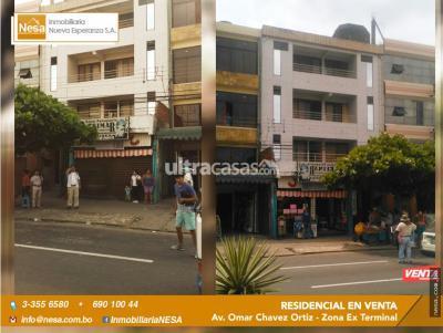 Casa en Venta en Santa Cruz de la Sierra 1er Anillo Sur Residencial en Venta en Zona Altamente Comercial