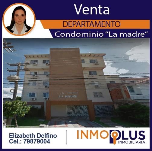 Departamento en Venta HERMOSO Y CÉNTRICO DEPARTAMENTO EN VENTA C/ 27 DE MAYO ENTRE 1ER. Y 2DO. ANILLO Foto 1