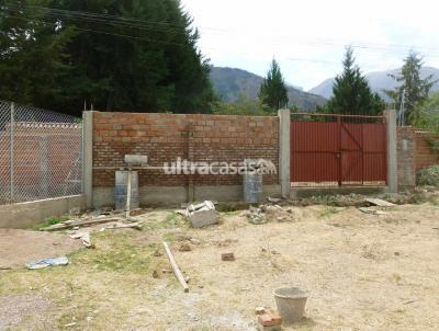 Terreno en Venta en Cochabamba Tiquipaya
