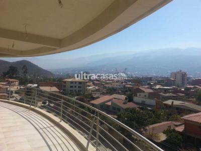 Departamento en Venta en Cochabamba Queru Queru Condominio Hacienda Santa María