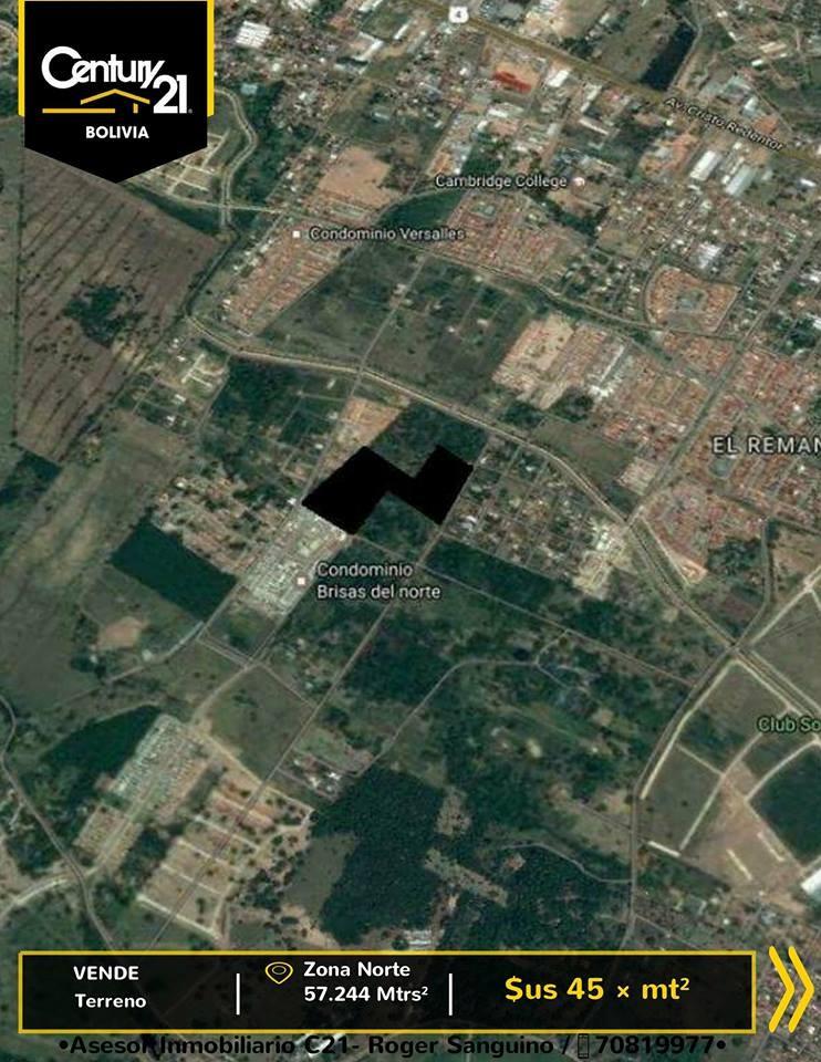 Terreno en Venta Terreno en venta para constructoras o inversionistas , km 8 al norte Foto 3