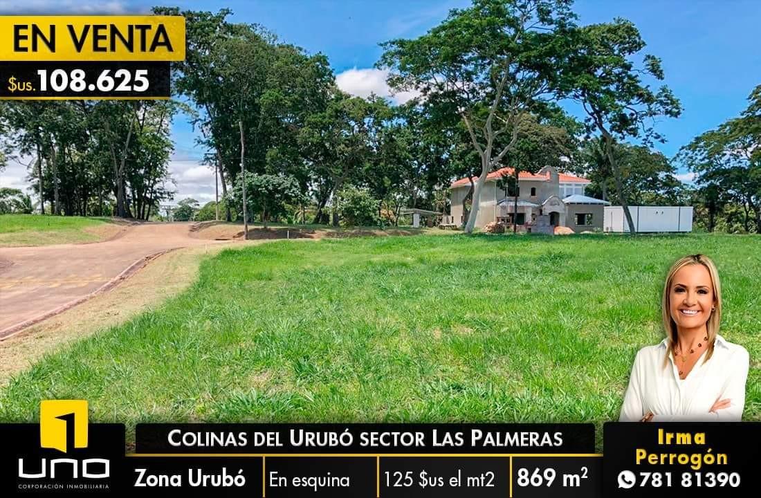 Terreno en Venta Terreno en venta en Sector Las Palmeras (Colinas del Urubo) Foto 1