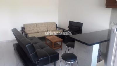 Departamento en Alquiler en Santa Cruz de la Sierra Urubó CONDOMINIO LOS PARQUE SDEL URUBO