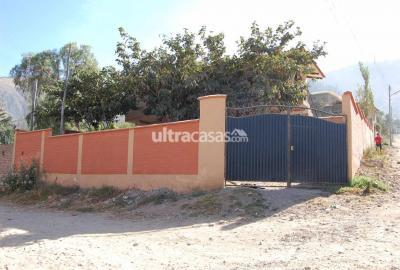 Casa en Venta en Cochabamba Tiquipaya Tiquipaya - Encantopampa