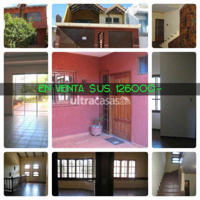 Casa en Venta en Santa Cruz de la Sierra 4to Anillo Sur Calle Nro.7 Zona La Colorada