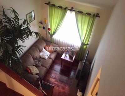 Casa en Venta en Cochabamba Noroeste INMEDIACIONES TEMPLO GUADALUPE