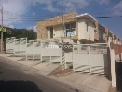 Casa en Venta en Cochabamba Temporal Casas en Condominio Cerrado a Estrenar