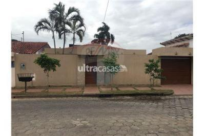Casa en Alquiler en Santa Cruz de la Sierra 1er Anillo Norte Calle Teniente Alderete