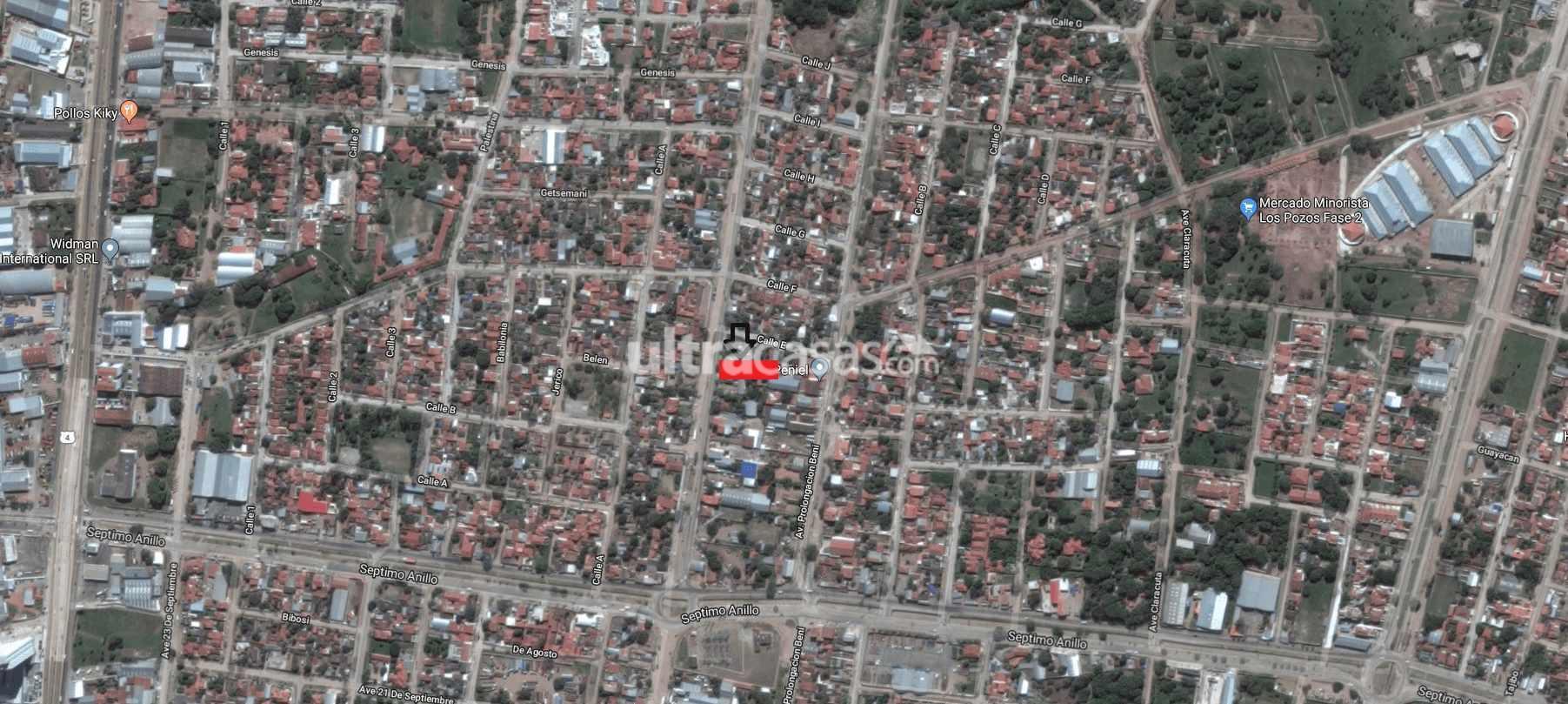 Terreno en Venta Avenida paralela a prolongación Beni Foto 2