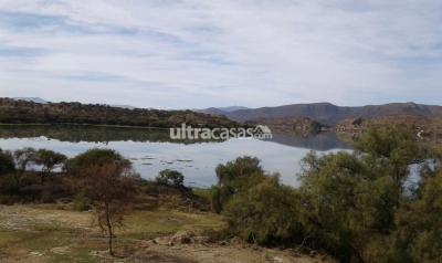 Terreno en Venta en Tarija Juan XXIII Lago San Jacinto