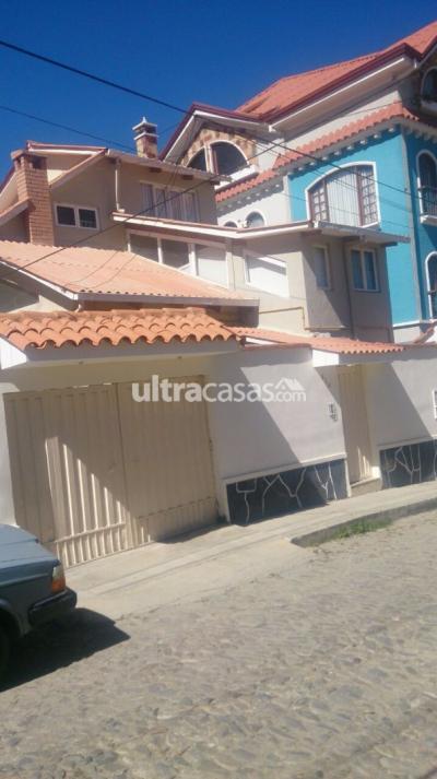 Casa en Venta en La Paz Cota Cota C/ 27 de Cota Cota