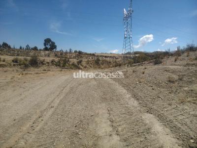 Terreno en Venta en La Paz Achocalla