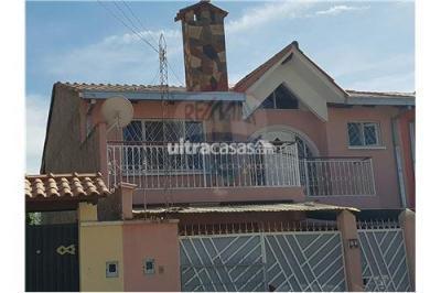 Casa en Venta en Cochabamba Quillacollo calle 12 de abril