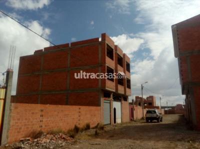 Casa en Venta en El Alto 16 de Julio El Alto Urbanizacion Las Nieves Distrito 8 Calle Pando