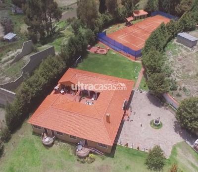 Casa en Venta en La Paz Achocalla Achocalla, 1 cuadra antes del koritambo