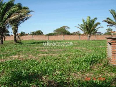 Terreno en Venta en Santa Cruz de la Sierra Urubó Urbanización Colinas del Urubó 2, sector San Javierito