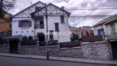 Casa en Anticretico en La Paz Sopocachi Francisco Bedregal