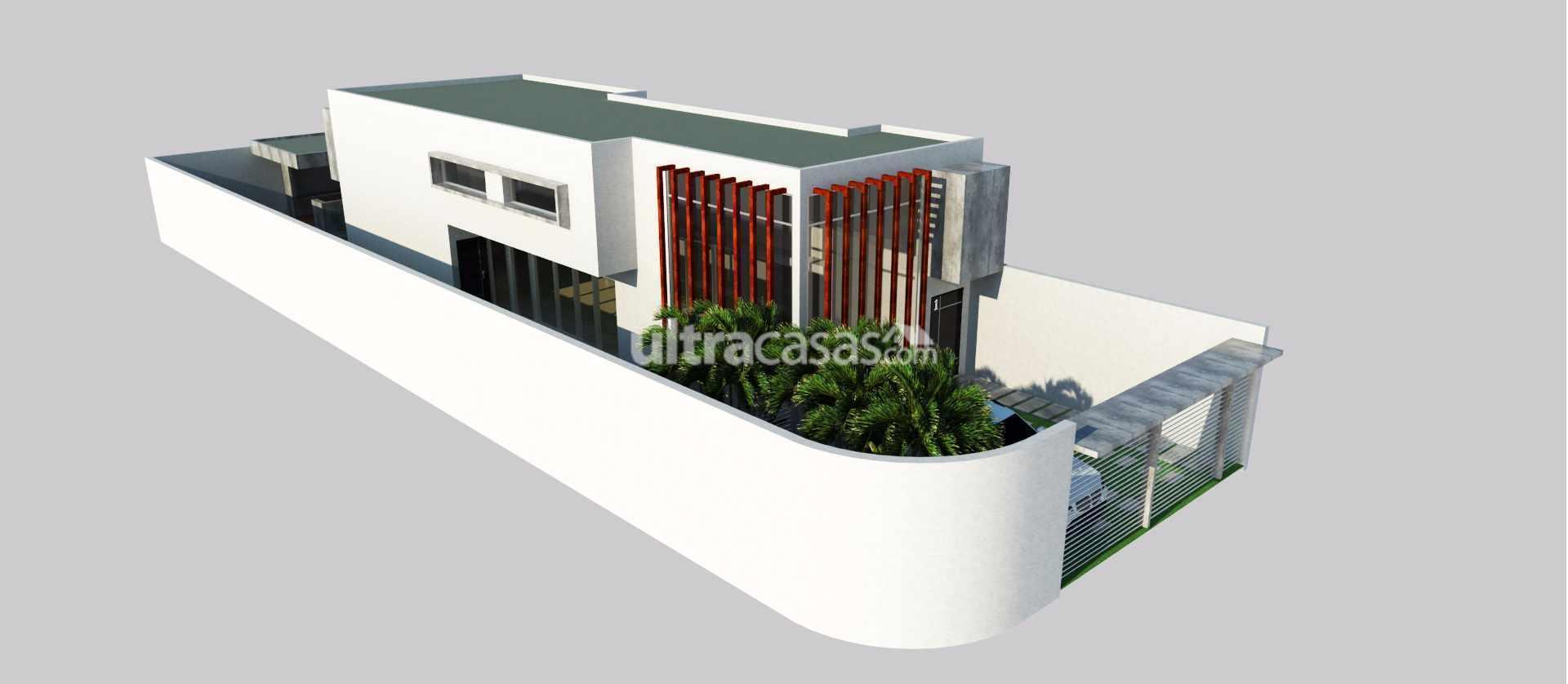 Casa en Venta Las Palmas, entre 3er y 4to anillo (1 cuadra de la Av. Piraí y a 4 cuadras del 4to Anillo) Foto 1