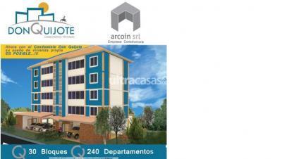 Departamento en Venta en La Paz Mallasa Av. Principal de Jupapina calle 7
