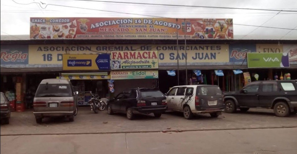 Local comercial en Venta Mercado San Juan Av. Cumavi 5TO Anillo Foto 1