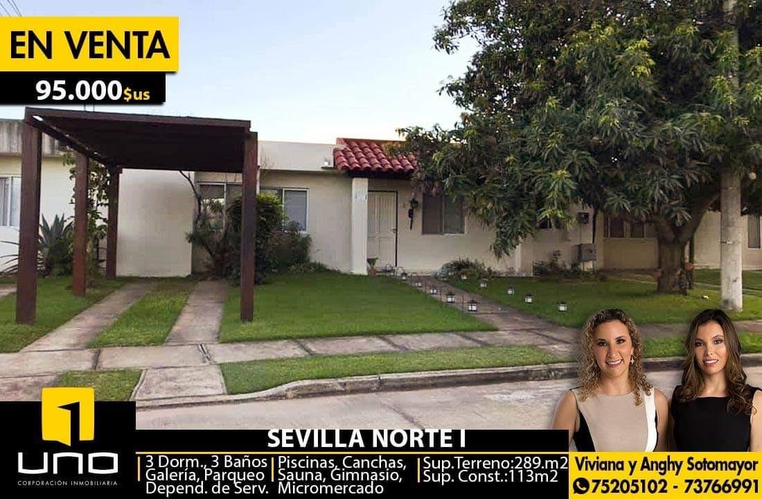 Casa en Venta KM. 9 AV. CRISTO REDENTOR, SEVILLA NORTE I Foto 1