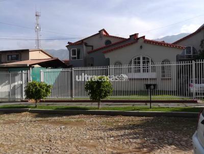 Casa en Venta en Cochabamba Sacaba Urbanizacion Sidums Norte Plan A