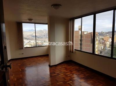 Departamento en Alquiler en La Paz Sopocachi