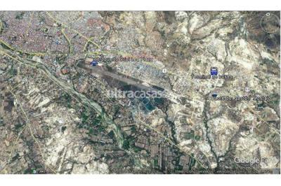 Terreno en Venta en Tarija Aeropuerto Calle sin nombre