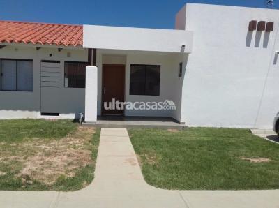 Casa en Anticretico en Santa Cruz de la Sierra Carretera Norte Km9 al norte