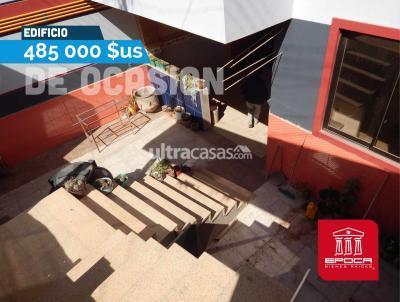 Casa en Venta en Cochabamba Jayhuayco Avenida petrolera km 3.5 Barrio Universitario, Vendo edificio 3  plantas de 1 suite 2 dormitorios (cada piso)