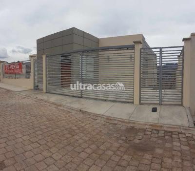 Casa en Venta en La Paz La Florida Urbanizacion la escondida