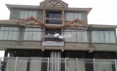 Departamento en Alquiler en Cochabamba Alalay Tiquipaya zona chiquicollo