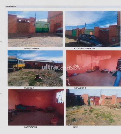 Casa en Venta en El Alto Villa Adela Urbanizacion America Distrito 12