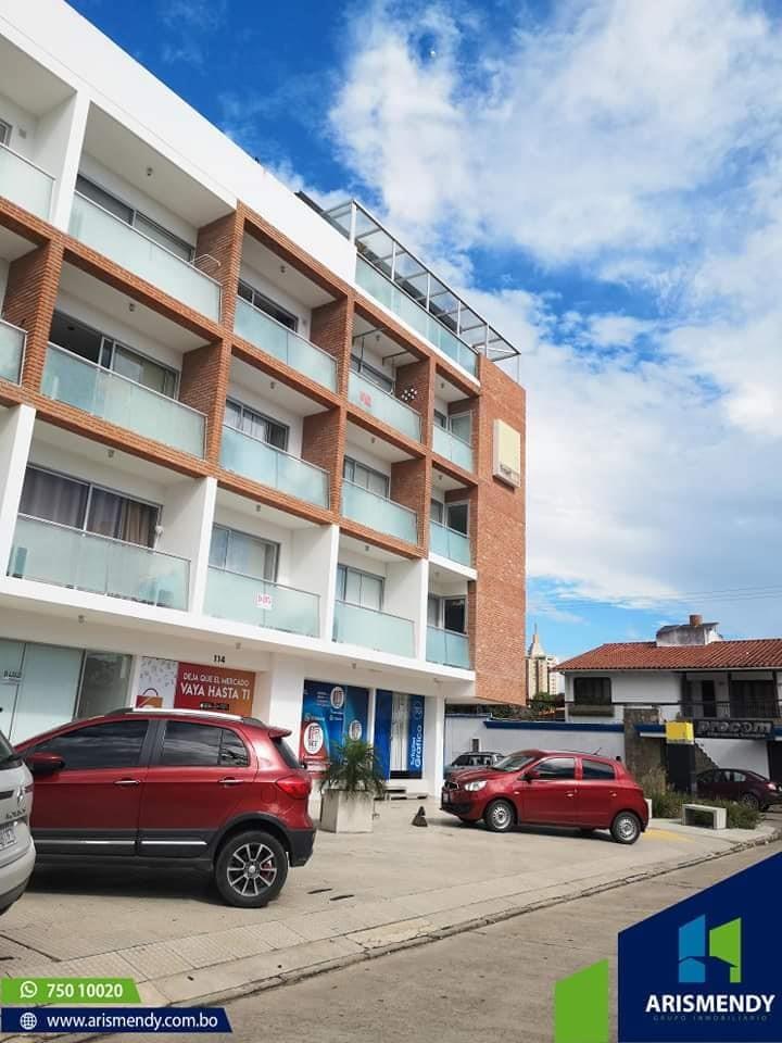 Departamento en Alquiler 2do Anillo Canal Isuto Foto 1