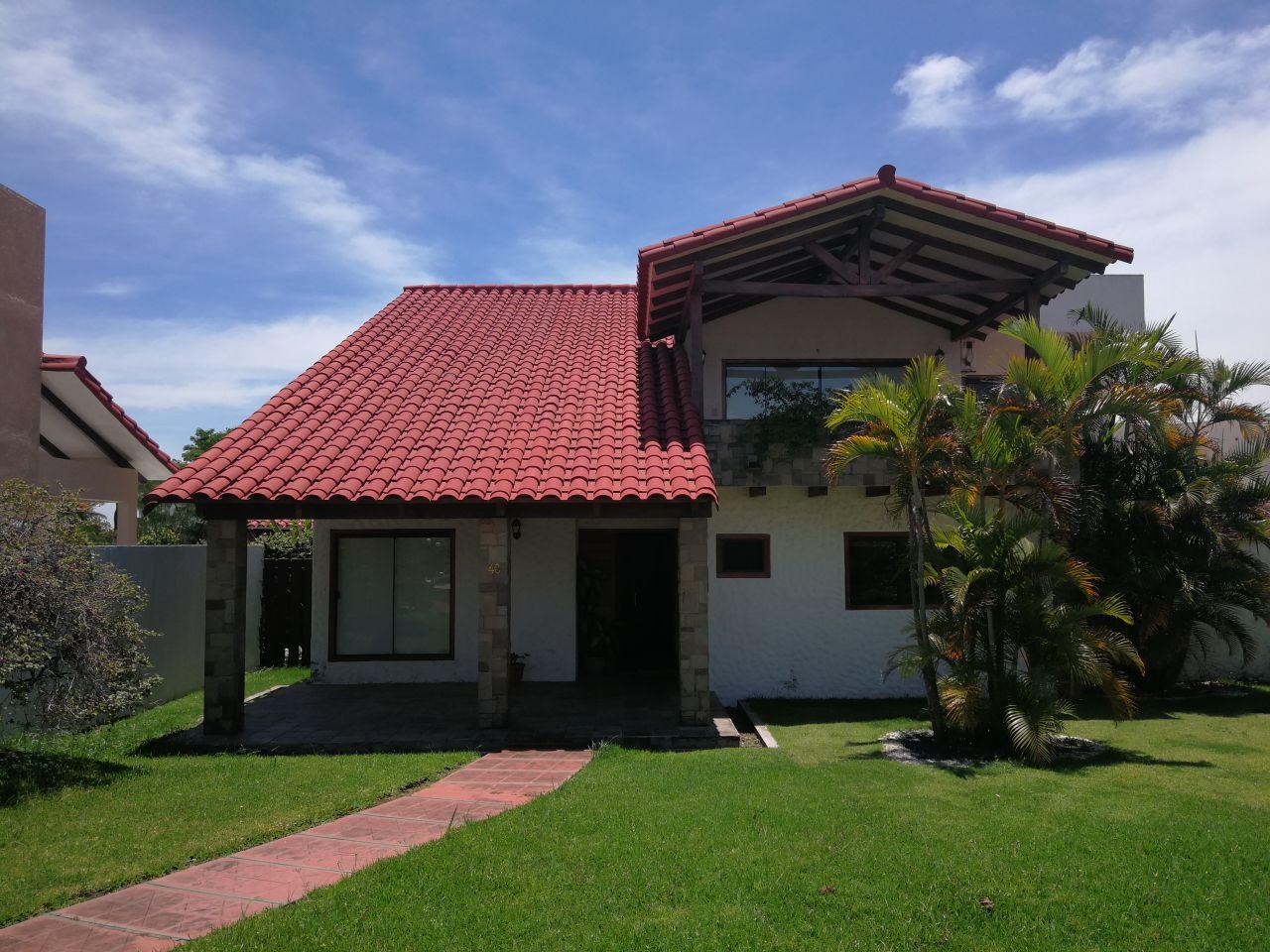 Casa en Alquiler JARDINES DEL URUBO ALQUILO CASA AMOBLADA Y EQUIPADA Foto 1