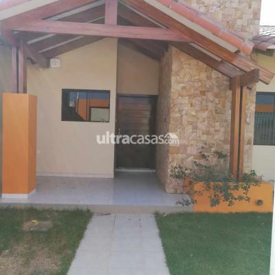 Casa en Venta en Santa Cruz de la Sierra Carretera Cotoca Av Panamericana, zona este