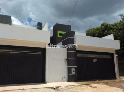 Casa en Venta en Santa Cruz de la Sierra 5to Anillo Sur Zona Santos Dumond y radial 13. Inmediaciones del 5to anillo
