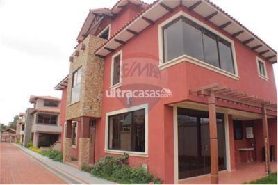 Casa en Venta en Cochabamba Sarco