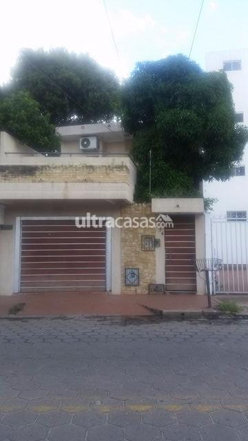 Casa en Alquiler en Santa Cruz de la Sierra 1er Anillo Este Av. Trinidad entre 1er y 2do Anillo